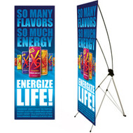 X-style Banner Stand + Banner