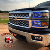2014-2015 Chevrolet Silverado Non-Projector Halo Kit Only
