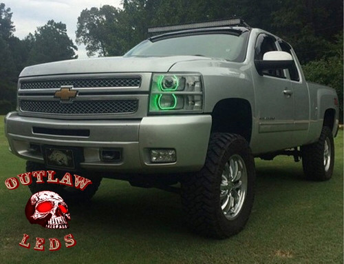 2007-2013 Chevrolet Silverado Halo Kit Only