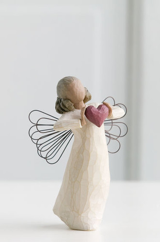 Willow Tree (R) Angel - With Love - You are loved