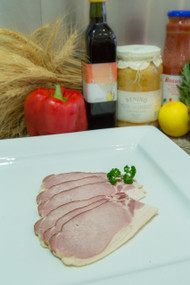 Middle Eye Bacon Natural Cure German Style