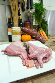 Farmed Grain Fed Rabbit