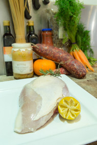 Turkey Breast Fillet Greenag Certified Organic
