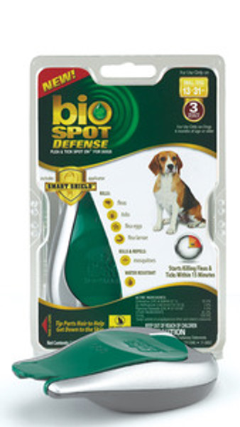 Bio Spot Defense Flea & Tick Treatment