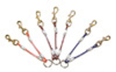 3 Dog Cable Coupler with Brass Snaps
