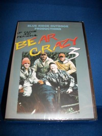 Bear Crazy DVD Vol III