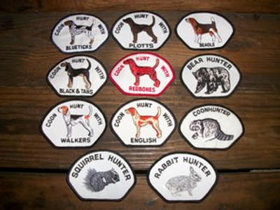 """Breed"" Patch"