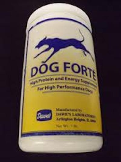Dog Forte 1 lb Jar