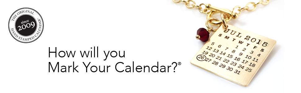 Mark Your Calendar Bracelet