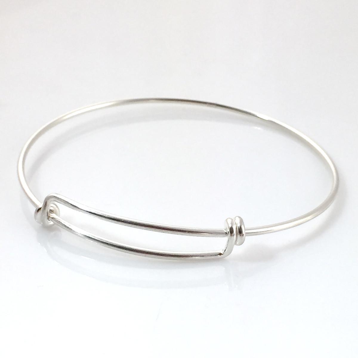 Simply Charming Bangle Bracelet