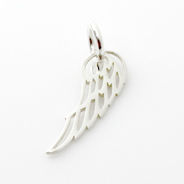 Add an Angel Wing Charm