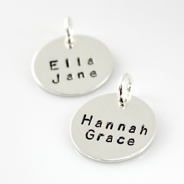 Add a Larger Name Disc - Gothic