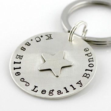 Performing Art Key Chain