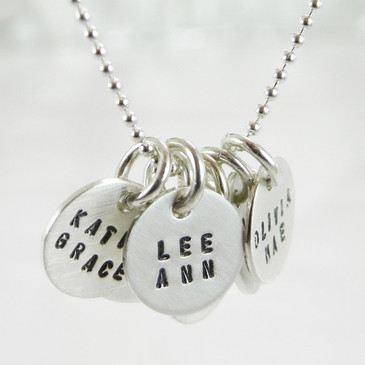 Add an Itty Bitty Name Charm