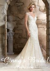Mori Lee Bridal Gown 2788