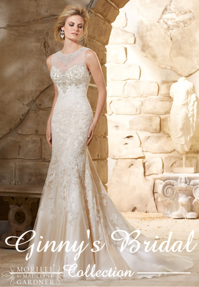 Mori Lee Wedding Dress 2789 at Affordable Price | Ginnys Bridal ...