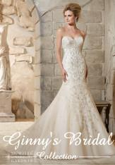 Mori Lee Bridal Gown 2790