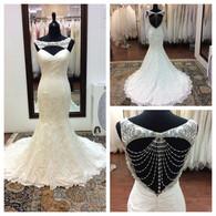Impression Bridal Wedding Dress 10262 Ivory Size 10