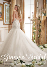 Mori Lee Bridal Dress 2874