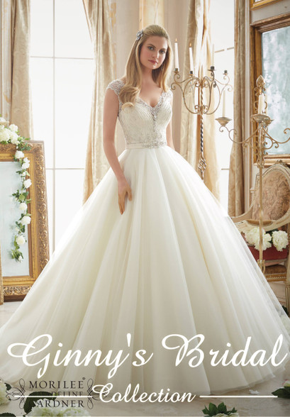 Mori Lee Bridal Wedding Dress 2875, Buy Authentic Mori Lee Online ...