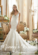 Mori Lee Bridal Dress 2878