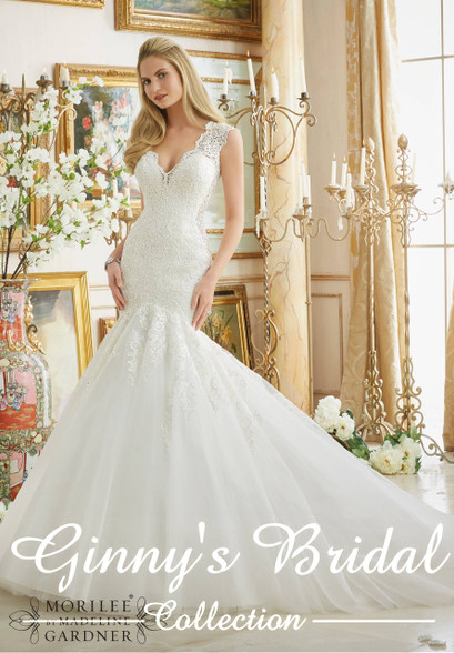 Mori lee bridal wedding dress 2882 buy authentic mori lee online mori lee bridal dress 2882 image 1 junglespirit Image collections