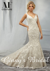 Angelina Faccenda Couture Bridal Gown by Mori Lee 1304
