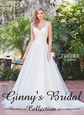 Ivoire by Kitty Chen Donatella V1701 Wedding Dress