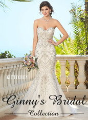 Kitty Chen Alycia K1642 Wedding Dress