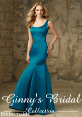 Mori Lee Bridesmaids Dress Style 104