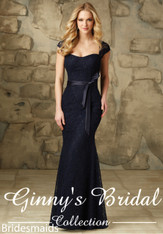 Mori Lee Bridesmaids Dress Style 108