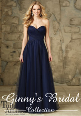 Mori Lee Bridesmaids Dress Style 112