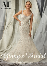 Angelina Faccenda Couture Bridal Gown by Mori Lee 1312