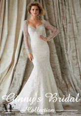 Angelina Faccenda Couture Bridal Gown by Mori Lee 1321