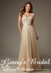 Mori Lee Bridesmaids Dress Style 134