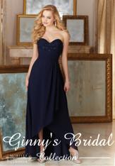 Mori Lee Bridesmaids Dress Style 142