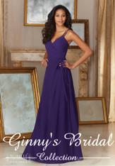 Mori Lee Bridesmaids Dress Style 144