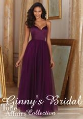 Mori Lee Bridesmaids Dress Style 153