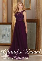 Mori Lee Bridesmaids Dress Style 156