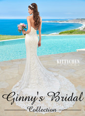 Kitty Chen Couture Alvina H1639 Wedding Dress