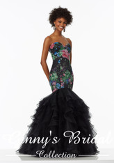 Mori Lee Prom by Madeline Gardner Style 99002