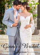 Kitty Chen Couture Rene H1628 Wedding Dress