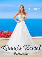 Kitty Chen Couture Zoey H1658 Wedding Dress
