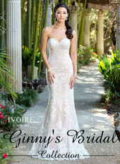 Ivoire by Kitty Chen Samantha V1606 Wedding Dress