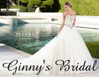 Ivoire by Kitty Chen Regina V1612 Wedding Dress