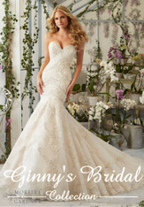 Mori Lee Bridal Dress 2801