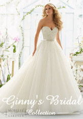 Mori Lee Bridal Dress 2802