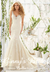 Mori Lee Bridal Dress 2803