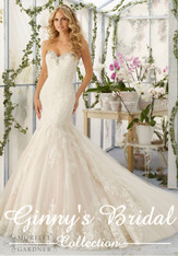 Mori Lee Bridal Dress 2804
