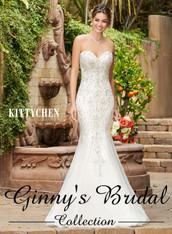 Kitty Chen Pixie H1746 Wedding Dress